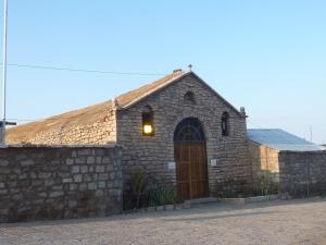 La petite église est toute simple