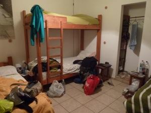 Ah, la joie des dortoirs !
