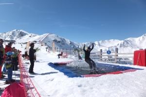 ... et ski sur eau (non testé !)