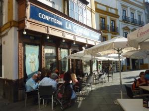 La Campana, meilleure pâtisserie de Séville?