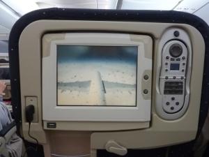 Les caméras sur l'avion, une grande idée !