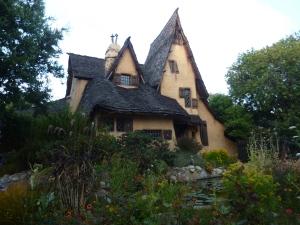 La maison de la sorcière !!!