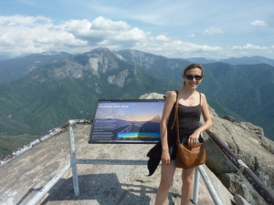 « I'm on the top of the big rock !! » (bis, bis repetita)