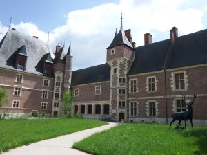 Le château de Gien