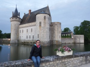 Le château de Sully sur Loire