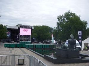 Concert en préparation...