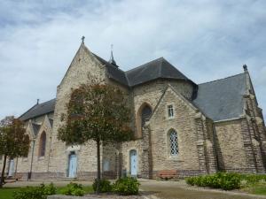L'église de Plélan-le-Grand