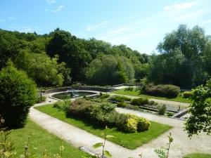 Le jardin des évêques