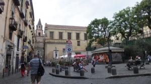Piazza San Gaetano