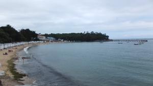 La plage des Dames