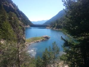 Lac des Mesches