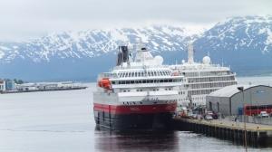 Escale à Tromso avec Hurtigruten - juin 2015