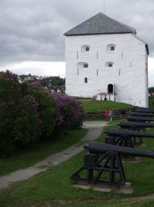 La forteresse de Kristiansend