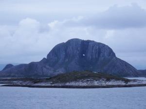 , la montagne percée