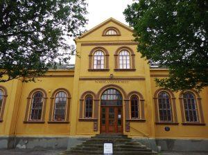 Le musée historique de Bodo