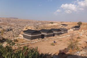 Le campement Al Nawatef