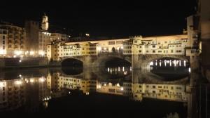 Ponte Vecchio by night