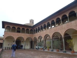 Le sanctuaire Ste Catherine