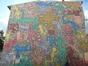 Tuttomondo, Keith Harring 1989