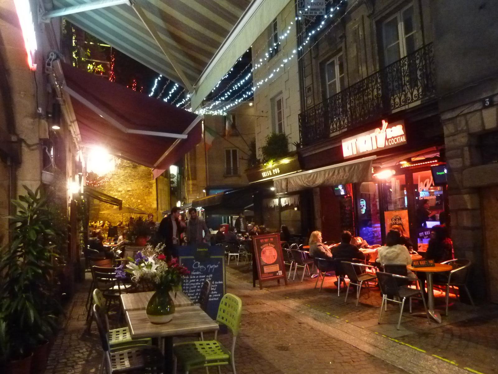 Premiers pas nantes du 25 au 28 novembre 2014 smiling around the world - Quartier petit port nantes ...