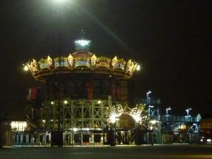 Carousel des mondes marins