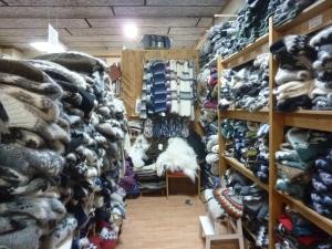 Chez les mamies tricoteuses