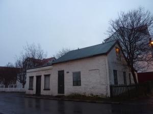 Un maison ancienne, construite e 1887