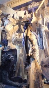 """La vitrine """"architectur"""" de Bergdorf Goodman... J'adore"""