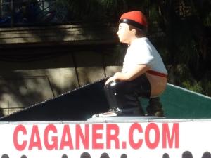 Le Caganer (toutes les variations de ce santon existent, de Marilyn Monroe à Barack Obama)