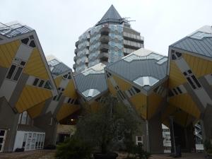 Les maisons cubes
