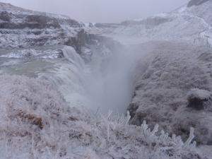 Un paysage digne de Frozen