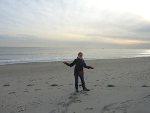 Rockaway Beach !!