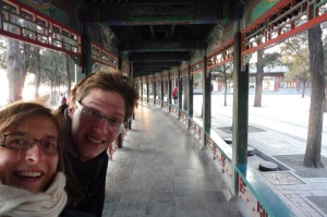 La plus grande galerie couverte de Chine (273 arches)