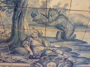 """""""L'ours et l'amateur des jardins"""""""