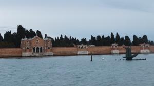 ... et de San Michele, l'île cimetière