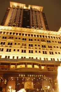 Hôtel Peninsula