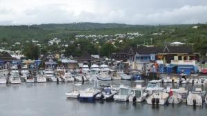 Le port de St Gilles