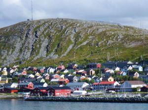 Escale à Kjollefjord