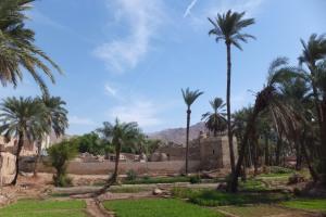 Le château d'Aqaba