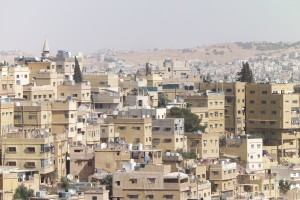 Maisons typiques d'Amman