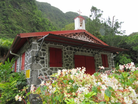 Petite chapelle en chemin