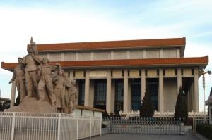 Le mausolée de Mao