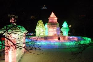 Labyrinthe de glace
