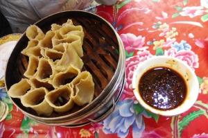 Les nouilles à la vapeur typiques de Pingyao