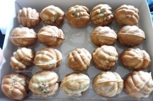Gâteaux aux noix