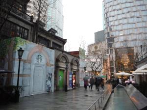 Xintiandi, le quartier le plus trendy de la concession française