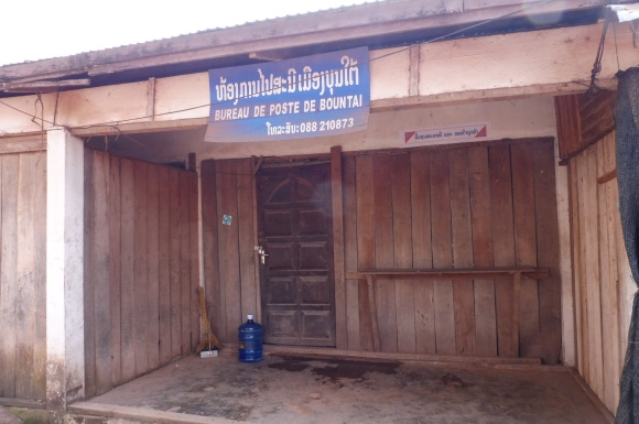 Bureau de poste de