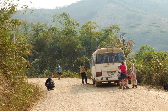 Panne de bus, what else ?