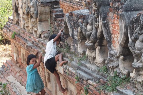 Le préservation des monuments, ce n'est pas encore tout à fait ça