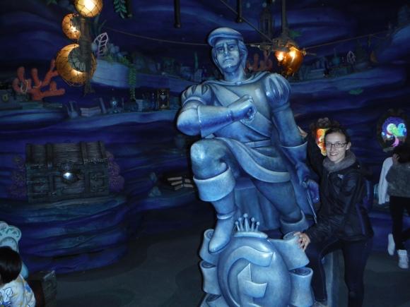 Dans la caverne d'Ariel